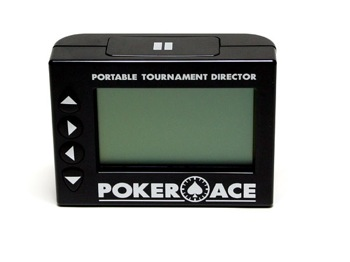 Poker Ace Portable Tournament Director