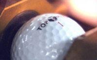 Top Flite Golf Ball