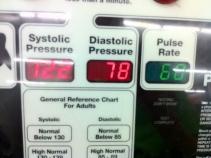 Blood Pressure & Pulse