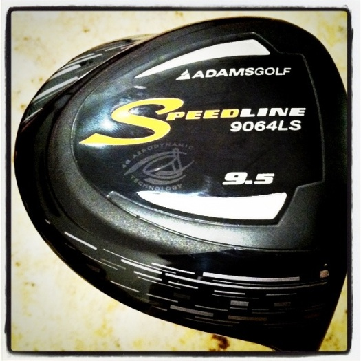 Adams Golf Speedline 9064LS Driver