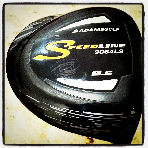 Adams Golf Speedline 9064LS Driver