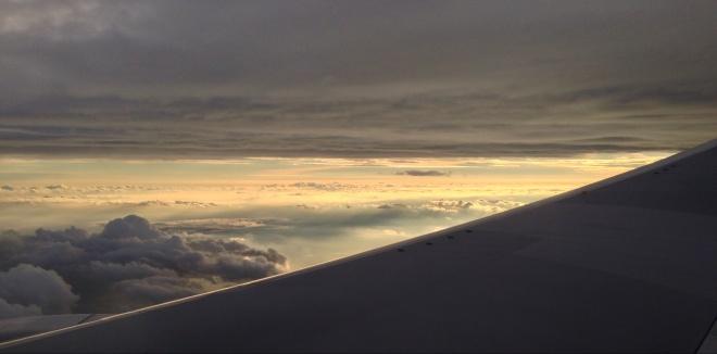 In Between Cloud Layers