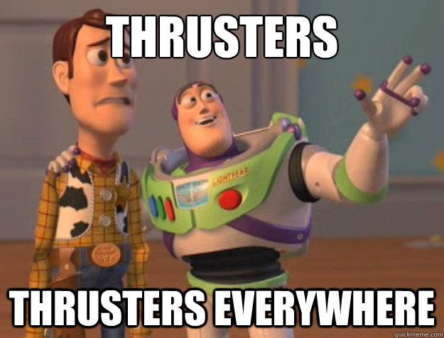 thrusters-everywhere-meme