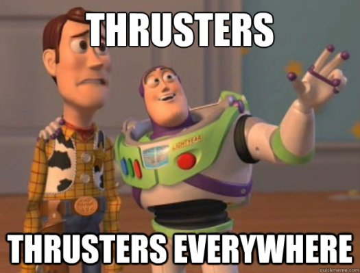 thrusters-everywhere-meme