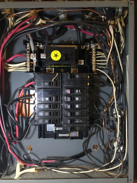 Circuit Breaker Install – Nick\'s Blog