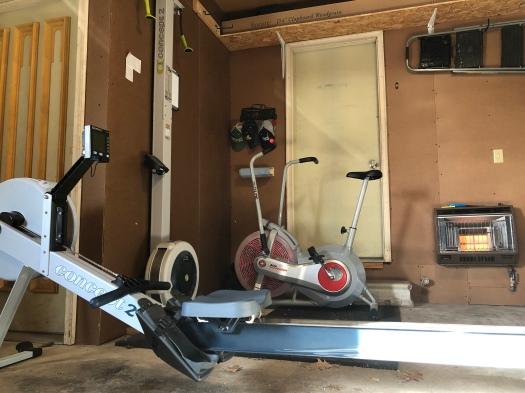 Garage gym u2013 nicks blog