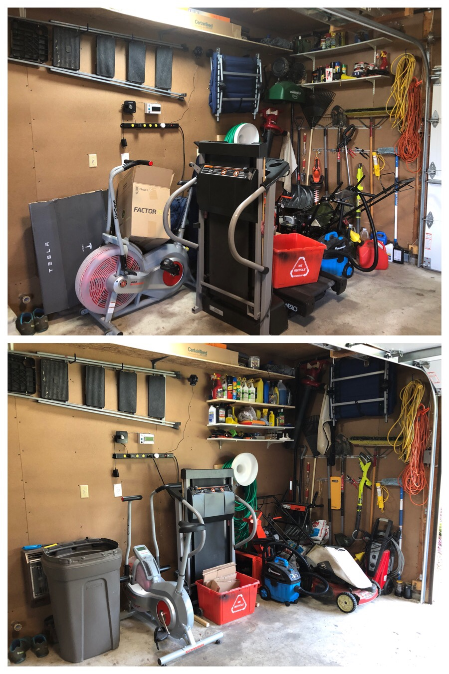 All you need to start a home strongman gym u olorin nutrition
